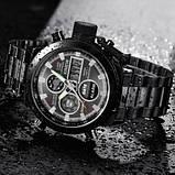 Мужские часы AMST с металлическим ремешком армейские АМСТ, фото 2