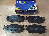 """Колодки тормозные передние  HYUNDAI ACCENT, KIA RIO 2005> """"Hi-Q"""" (Sangsin) SP1186 - производства Кореи"""
