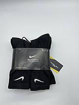 Носки Nike Everyday Cushion Crew SX7666-010 (Оригинал) 6 шт, фото 3