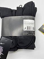 Носки Nike Everyday Cushion Crew SX7666-010 (Оригинал) 6 шт, фото 2