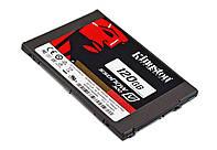 """SSD Kingston 120Gb - накопительный ССД диск для ноутбука и ПК (твердотельный, жесткий) SSDnow 2.5"""" SV300S37A"""