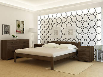 Кровать деревянная YASON Stokgolm (Массив Ольхи либо Ясеня)