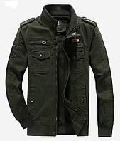 Jeep original U.S.ARMY 100% хлопок Мужская куртка в стиле милитари джип