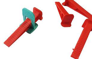Основа SVP NoVa, 2 мм (500 шт.), Система выравнивания плитки [СВП НОВА] SVP02