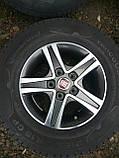 Диски 5.118 R15 6J ET68 BORBET для FIAT DOBLO (CWD60568), фото 2
