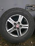 Диски 5.118 R15 6J ET68 BORBET для FIAT DOBLO (CWD60568), фото 7