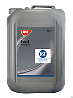 Синтетическое масло с пищевым допуском MOL Food Hyd 46 10 л