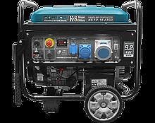 KS 12-1E ATSR 49 999 грн. Бензиновий одноциліндровий генератор ТОВАР ОЧІКУЄТЬСЯ!