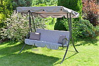 Качели садовые «Мартинелла», ткань с920, фото 1