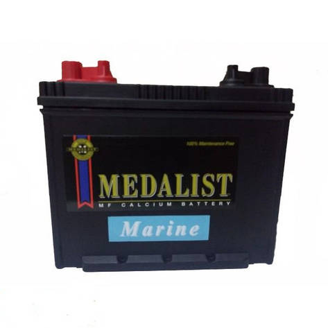 Тяговый аккумулятор Medalist 6СТ-80 Аз (MDC24-750) Marine, фото 2