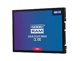 GOODRAM CL100 GEN.2 480 GB TLC (SSDPR-CL100-480-G2)