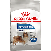 Royal Canin Maxi Light Weight Care 10 кг, фото 1