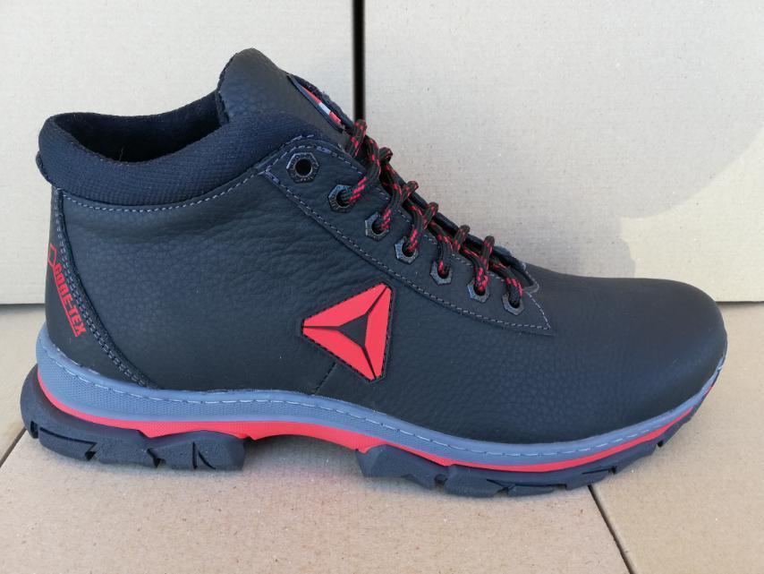 Зимние мужские ботинки  большого  размера  46 47 48 49