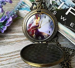 Часы Кулон Железный Человек Iron Man, фото 2