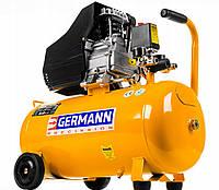 Компрессор воздушный поршневой GERMANN 50 литров