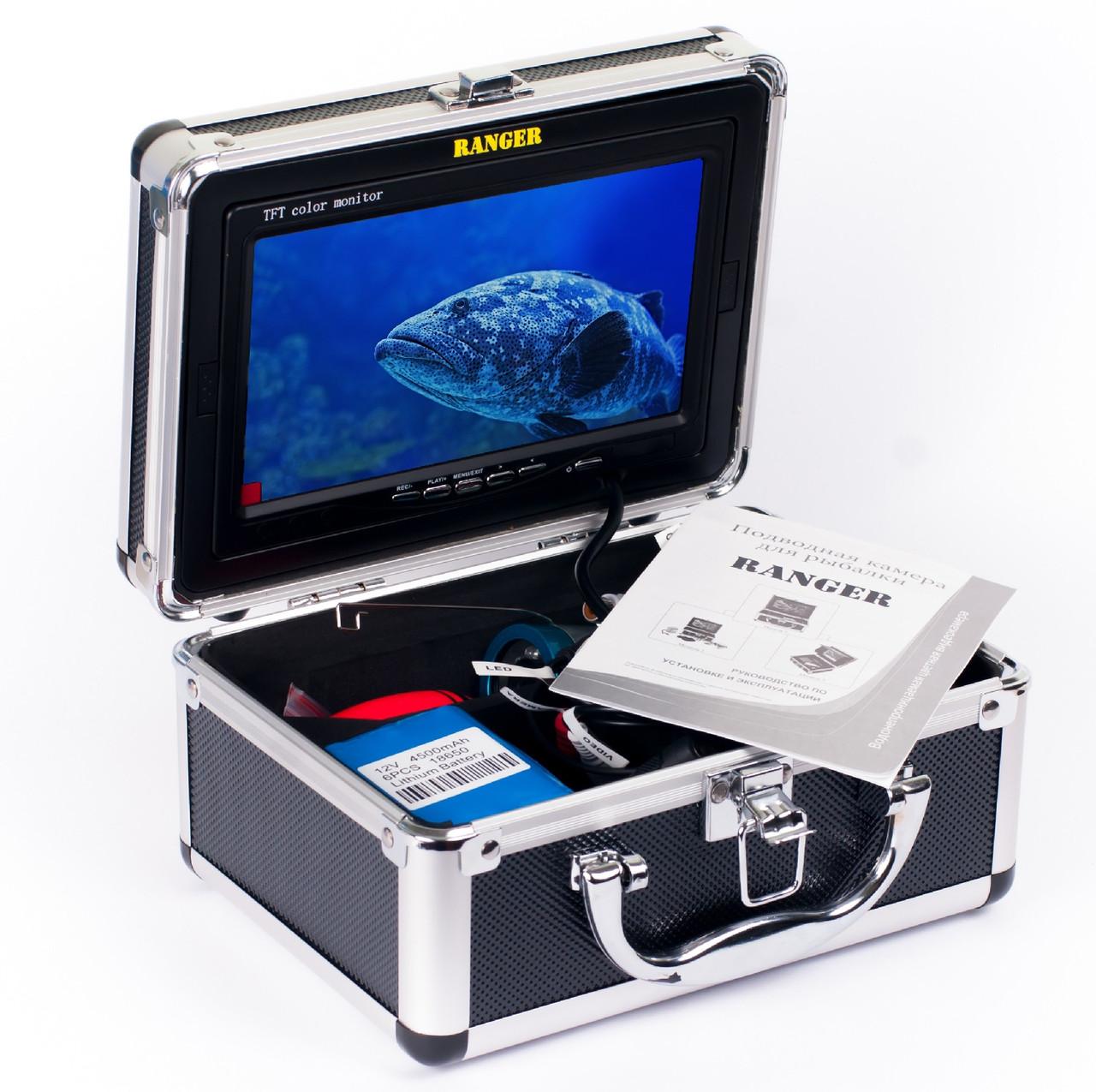Подводная видеокамера «RANGER» Lux Case 30m (RA 8845)