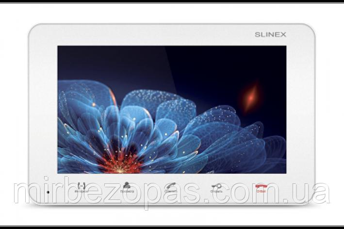 Видеодомофон Slinex SM-07M white, фото 2
