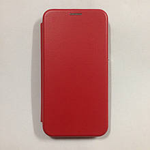 Чехол-книжка для Samsung J320 Level Red