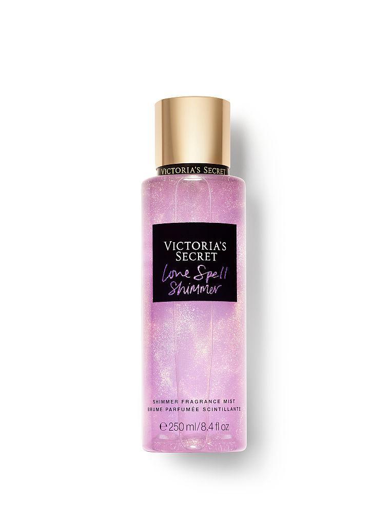 Спрей для Тіла з Блискітками Victoria's Secret Love Spell Shimmer Fragrance Mist 250ml