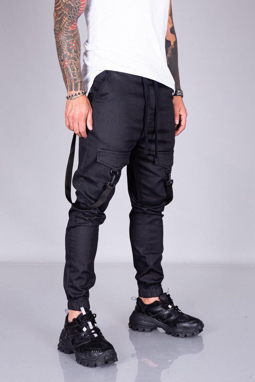 Мужские спортивные штаны Black Island 5455-3442