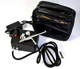 Набор кондитера для аэрографии в сумке AS-200BE/BD-130E PRO