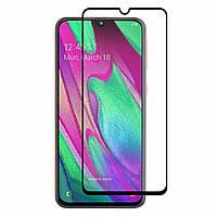 Защитное стекло Toto 5D Full Cover для Samsung Galaxy A40 Black