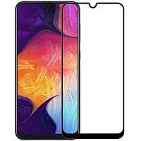 Защитное стекло Toto 5D Full Cover для Samsung Galaxy A20 / A30 / A30s / A50 / A50s / M30 / M30s Black
