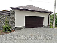 Автоматические гаражные ворота DoorHan ш3500мм, в2200мм (автоматика в комплекте), фото 2