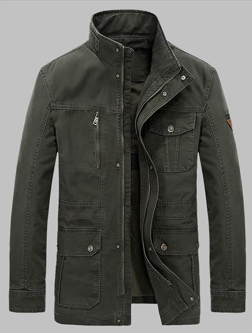Jeeiplion original 100% хлопок Мужская куртка в стиле милитари джип