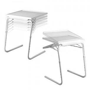 Переносной складной столик Table Mate 2, универсальный стол, фото 2