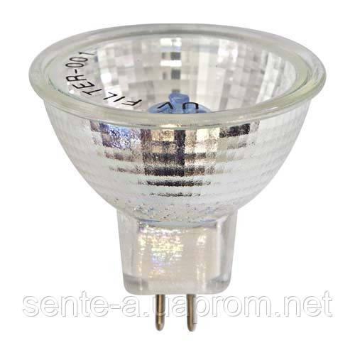 Галогенная лампа Feron HB8 JCDR 220V 50W супер белая (super white blue)