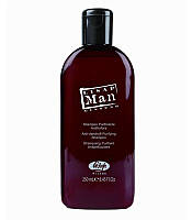 Шампунь против перхоти Lisap Man Anti-Dandruff Purifying Shampoo 250 мл