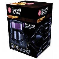 Крапельна кавоварка Russell Hobbs Purple Passion 20133-56, фото 2