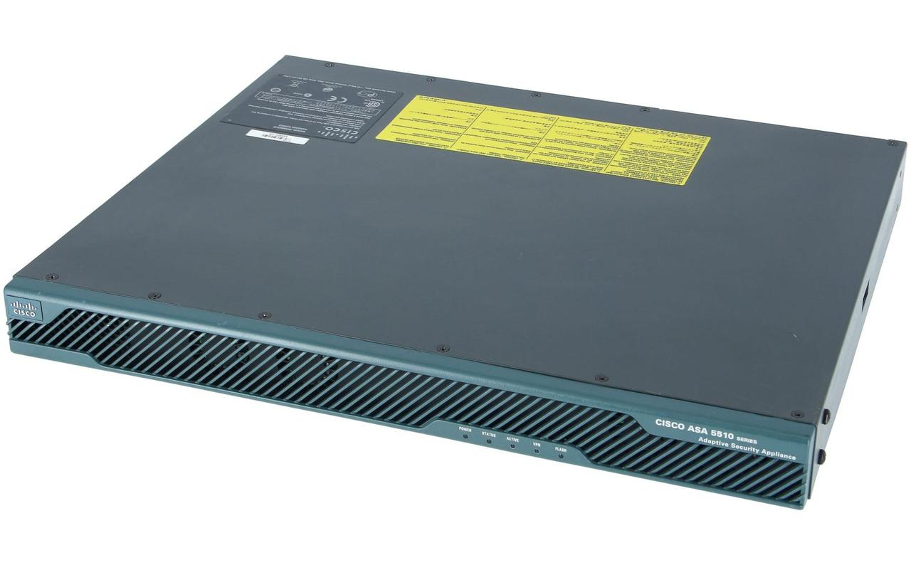 Мережевий комутатор Cisco ASA 5510 series