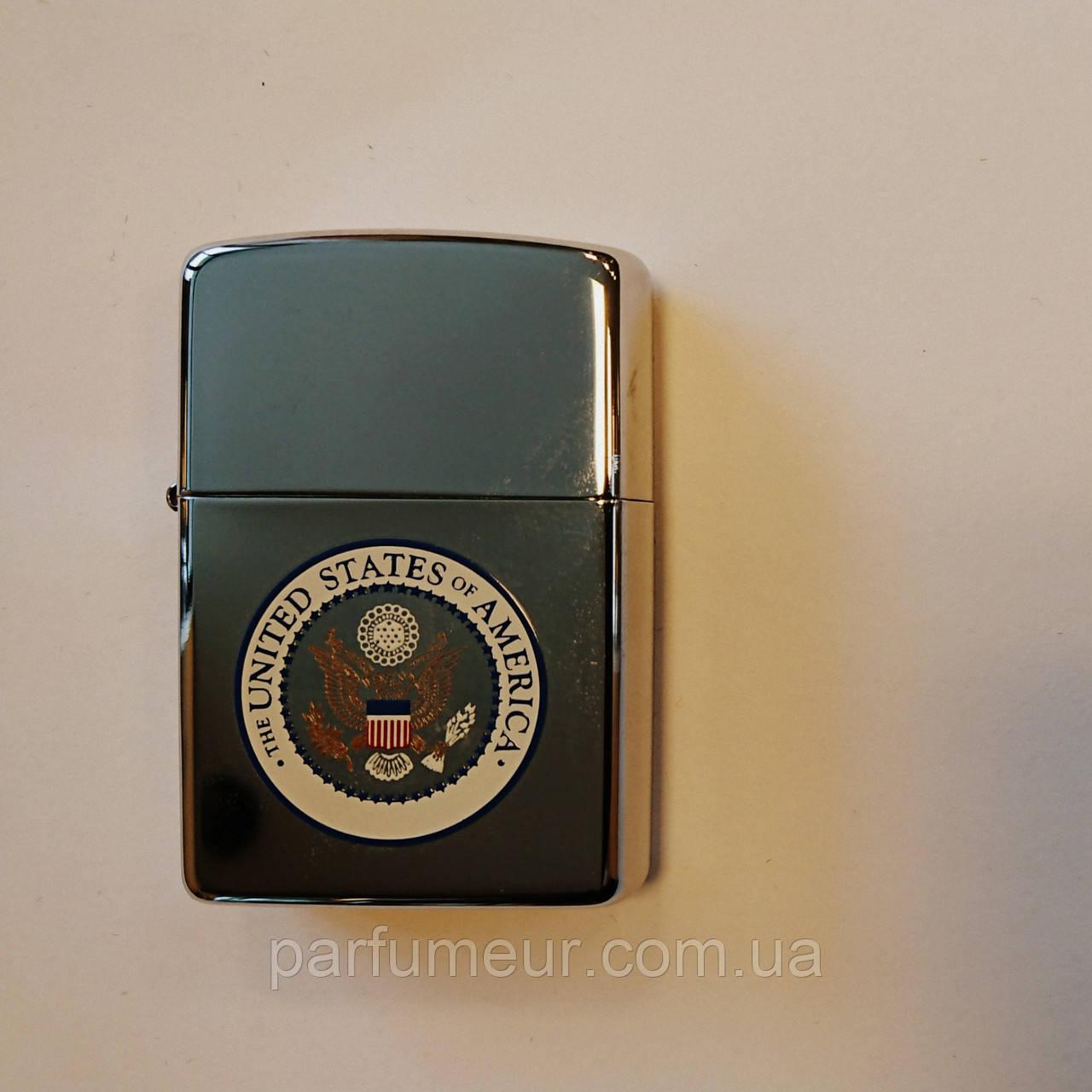 Зажигалка Zippo US Seal