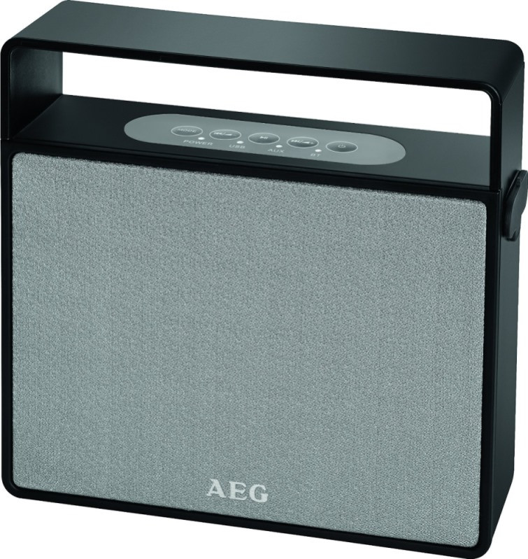 Bluetooth-колонка AEG BSS 4830 черный