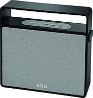 Bluetooth-колонка AEG BSS 4830 черный , фото 1