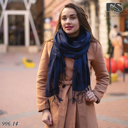 Жіночий  шарф із пашміни, фото 2