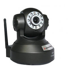 0,3 MP IP ВИДЕОКАМЕРА APEXIS LUX- H804-WS -IRS
