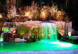 Эксклюзивный Водопад в Бассейн из Камня, фото 5