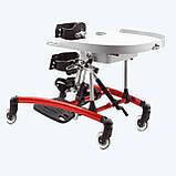 Переднеопорный Б/У Вертикалізатор для дітей з ДЦП R82 Toucan Pediatric Stander Size 2, фото 3