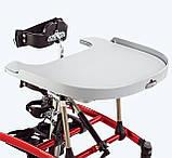Переднеопорный Б/У Вертикалізатор для дітей з ДЦП R82 Toucan Pediatric Stander Size 2, фото 5