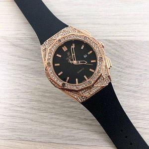 Hublot Big Bang Diamonds 882888 Gold-Black