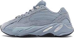 Женские кроссовки Adidas Yeezy Boost 700 V2 Hospital Blue FV8424, Адидас Изи Буст 700