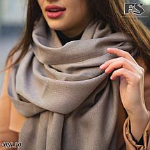 Жіночий  шарф із пашміни, фото 3