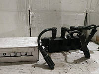 №25 Б/у катушка зажигания 55200112 для Fiat Grande Punto  2005-