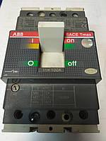 Автоматический выключатель защиты ABB Tmax 100A