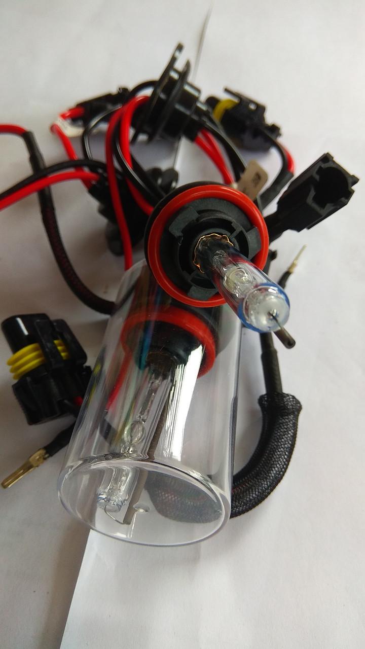 Ксеноновые лампы Insight H11 6000k