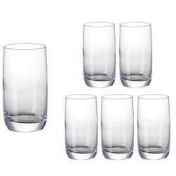 NGA2SETGLASS Набор стаканов для напитков 330 мл (6 шт) Дегма LORA