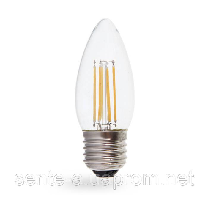 Светодиодная лампа Feron LB-68 4W E27 2700K диммируемая